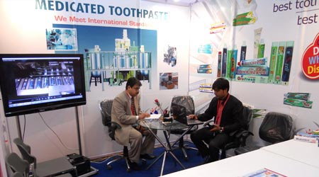Expodent - 2011 India
