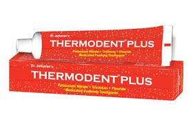 Thermodent Plus Toothpaste
